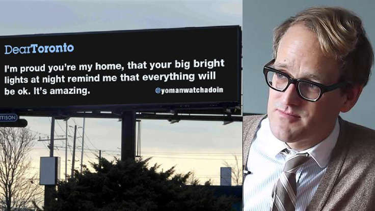 Dear City: Shawn Micallef Transforms Public Spaces Through Tweets